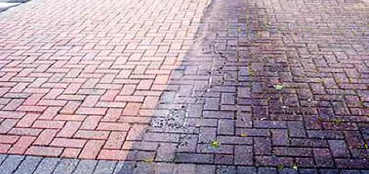 Driveway cleaning for Best way to clean concrete driveway without pressure washer